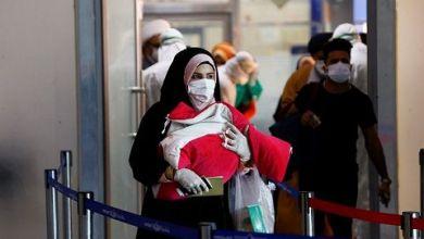صورة مسؤول إيراني يرجح وجود نصف مليون إصابة بكورونا