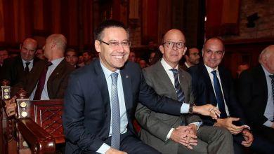 Photo of إصابة نائب رئيس نادي برشلونة بفيروس كورونا