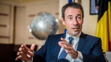 صورة وزير خارجية بلجيكا: المغرب وبوروندي الدولتان الوحيدتان اللتان ترفضان عودة مزدوجي الجنسية