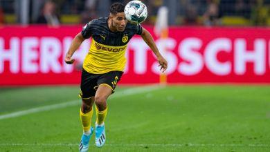 Photo of اختيار أشرف حكيمي ضمن أفضل 5 لاعبي خط الوسط في الدوري الألماني