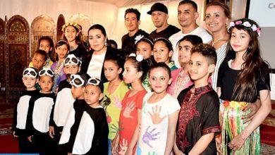 Photo of مؤسسة للا أسماء للأطفال والشباب الصم تساهم بـ 200 ألف درهم في الصندوق الخاص بتدبير جائحة فيروس كورونا