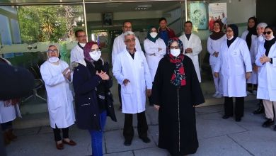 "Photo of طنجة…سيدة عمرها 84 سنة وشابة تغادران المستشفى بعد تعافيهما من فيروس ""كورونا"""