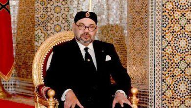 Photo of الملك محمد السادس يبعث ببرقية تعزية ومواساة إلى أفراد أسرة الراحل مارسيل بوطبول
