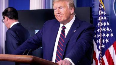 Photo of ترامب: إيران لم تطالب بتخفيف العقوبات لمكافحة كورونا