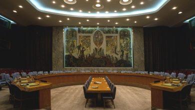 صورة مقاطعة روسية صينية لاجتماع دولي بشأن الأسلحة الكيميائية في سوريا