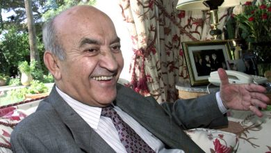 صورة جاك لانغ: الراحل عبد الرحمان اليوسفي رجل دولة عظيم وخادم نموذجي للمملكة المغربية