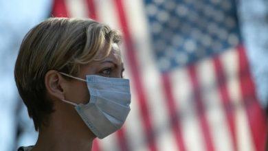 """صورة ولايات أمريكية تشهدُ طفرة في عدد الإصابات بـ""""كورونا"""""""