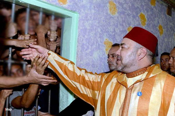 عفو ملكي جديد للسجناء رمضان 8