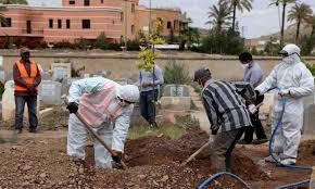صورة عاجل.. ارتفاع عدد حالات الوفاة بسبب فيروس كورونا بالمغرب إلى 185 حالة
