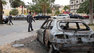 صورة اجتماع طارئ لوزراء الخارجية العرب لبحث أزمة ليبيا