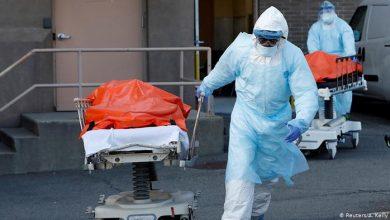 صورة أمريكا تسجل اعلى حصيلة إصابات ليوم واحد منذ بداية تفشي الوباء