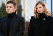 Photo of إصابة زوجة رئيس أوكرانيا بكورونا