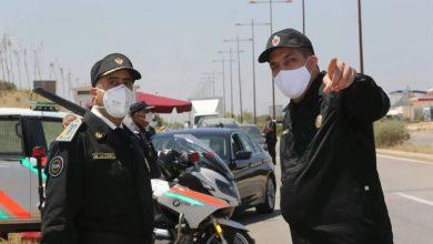 صورة التجمع النقابي لأطباء القطاع الخاص ينوه بمهنية مصالح الشرطة خلال حالة الطوارئ الصحية