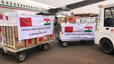 صورة كوفيد-19.. القوة الناعمة المغربية تتحرك من أجل مساعدة البلدان الإفريقية