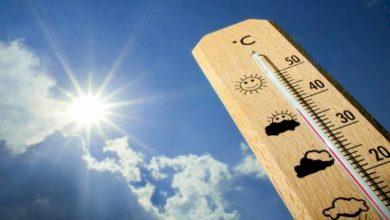 صورة توقعات أحوال الطقس اليوم الأحد