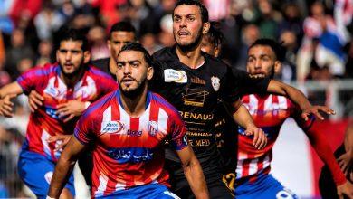"""صورة رسميا   إيقاف لاعب المغرب التطواني الهماني لسنتين لـ""""تعاطي المنشطات"""""""