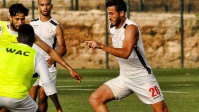 صورة بالصور.. الوداد يواصل استعداده لاستئناف البطولة الاحترافية بإجراء مباراة بين لاعبيه