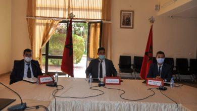 صورة شيشاوة .. اجتماع للجنة التنسيق الإقليمية لبرنامج دعم الإدماج الاقتصادي للشباب