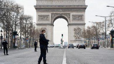 صورة السلطات الفرنسية تتخذ إجراء تأديبيا في حق مهاجر مغربي لم يضع القناع الواقي من كورونا