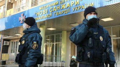 صورة كوفيد-19: أوكرانيا تقرر تمديد نظام الحجر الصحي لشهر آخر على أقل تقدير
