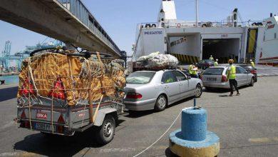 صورة اليمين المتطرف في سبتة يهاجم الحكومة الاسبانية بسبب عملية عبور مغاربة الخارج