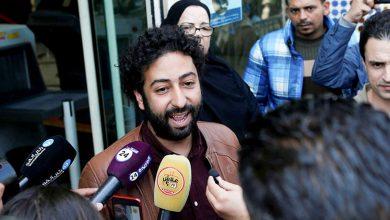 صورة إيداع عمر الراضي السجن بتهمتي هتك العرض والاغتصاب وتلقي أموال من جهات أجنبية