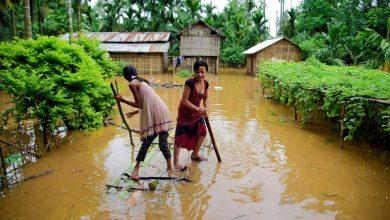 صورة عاجل.. ارتفاع حصيلة ضحايا الانهيارات الأرضية بنيبال جراء الأمطار الغزيرة