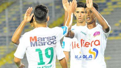 صورة الرجاء يواجه غياب أربعة لاعبين رسميين قبل موقعة يوسفية برشيد