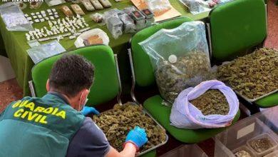 صورة إسبانيا…اعتقال مغاربة في تفكيك شبكة واسعة تنشط في غسل الأموال وتجارة المخدرات