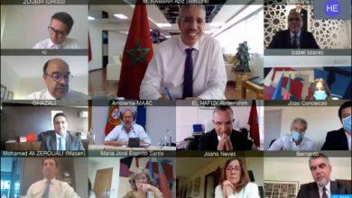 صورة التعاون الثنائي في المجال الطاقي محور مباحثات مغربية-برتغالية