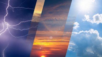 صورة توقعات أحوال الطقس لليوم الجمعة