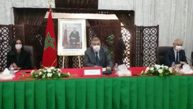 صورة وزير الداخلية يدخل البهجة على مهنيي السياحة: فاش بغيناكم لقيناكم واليوم تقدرو تعولو علينا
