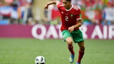 Photo of اللاعب الدولي المغربي أشرف حكيمي يعزز صفوف إنتر ميلان بعقد يمتد حتى 2025