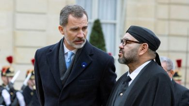 صورة بعد إلغاء زيارة عاهل إسبانيا إلى سبتة..اتهامات لحكومة سانشيز بمحاباة المغرب