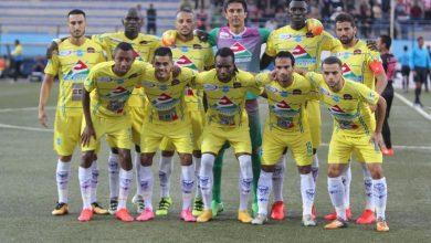 صورة فريق شباب الريف الحسيمي يستأنف تداريبه استعدادا لمباريات البطولة الوطنية