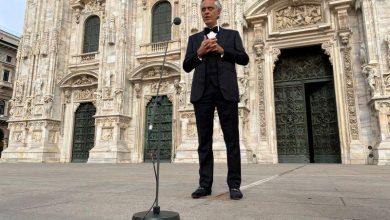 صورة مغني الأوبرا العالمي بوتشيلي يعتذر عن تصريحات هونت من حجم جائحة كورونا