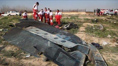 صورة مفاوضات بين طهران وكييف لتعويض أسر ضحايا الطائرة المنكوبة