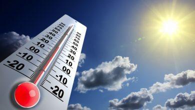 صورة توقعات أحوال الطقس اليوم الثلاثاء