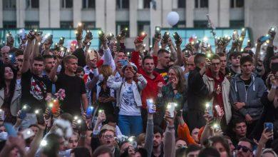 صورة تجدد الاحتجاجات في بيلاروسيا والرئيس لوكاشينكو يستنجد بروسيا
