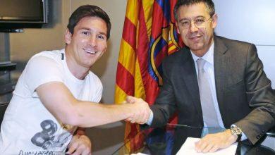 صورة إدارة برشلونة تحت الضغط وميسي يبحث عن وجهة جديدة