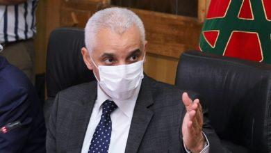 صورة وزير الصحة يستعرض تدابير مواجهة التطورات الأخيرة للوضعية الوبائية بمراكش