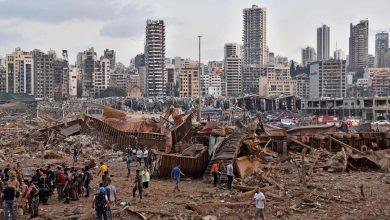 صورة وزير الصحة اللبناني: ارتفاع عدد ضحايا انفجار بيروت إلى 113 قتيلا