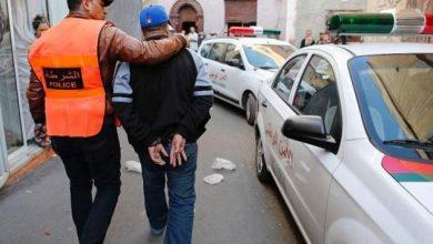 صورة فاس: توقيف شخص شكك في إجراءات مكافحة كورونا وأهان مؤسسات دستورية