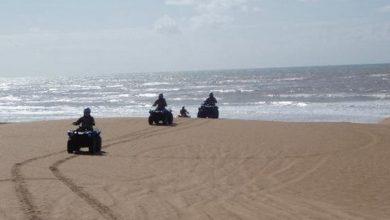 صورة السلطات المحلية لإقليم برشيد تقرر إغلاق جميع الشواطئ على طول الشريط الساحلي لجماعتي سيدي رحال الشاطئ والسوالم الطريفية