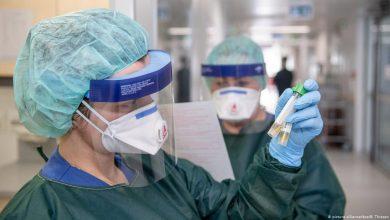 صورة فيروس كورونا: أكثر من 800 ألف وفاة حول العالم ودول عدة تكثف جهودها لاحتواء الجائحة