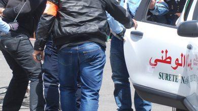 صورة المحمدية.. توقيف شخصين للاشتباه في ارتباطهما بشبكة إجرامية تنشط في سرقة الأسلاك الكهربائية