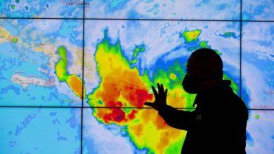 صورة هايتي .. السلطات تدعو السكان إلى أخذ الحيطة والحذر تحسبا للعاصفة الاستوائية لورا