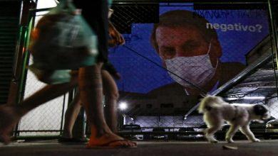 صورة فيسبوك يدين قرار القضاء البرازيلي بحظر حسابات حلفاء للرئيس بولسونارو