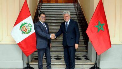 صورة المغرب والبيرو تحدوهما إرادة قوية لتعزيز التعاون في مختلف المجالات