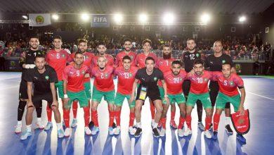 صورة المنتخب المغربي يدخل معسكرا تدريبيا بمركب محمد السادس لكرة القدم